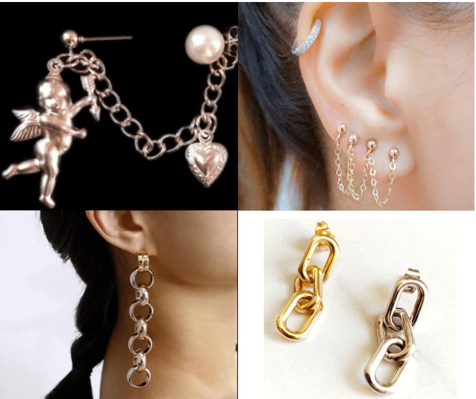 Best Chain Earrings