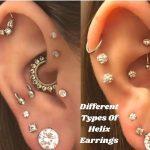 helix earrings