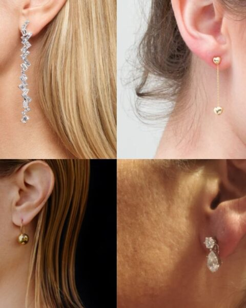 What Are Drop Earrings